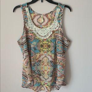Tank top/ blouse